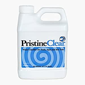 Pristine Clear 32 Ounce Swimming Pool Chlorine Alternatives Garden Outdoor