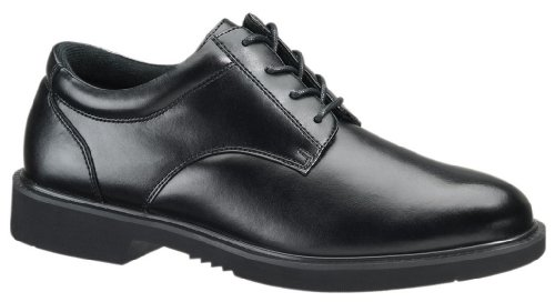 Manchester sale online sale pre order Thorogood Men's Academy Oxford Black Smooth clearance explore footlocker sale online discount best seller Wxwg8EoYR