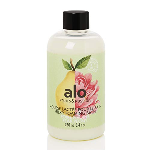 Bubble Bath Formula - Fruits and Passion ALO Foaming Bubble Bath Formula - Pear Peony (250 ml)