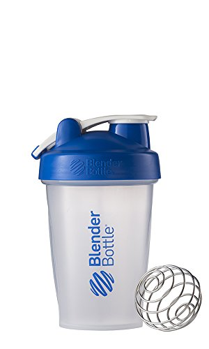 Blender Bottle Classic 20 oz. Shaker with Loop Top - Clear/