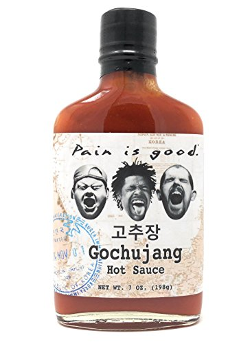 Pain is Good Gochujang Hot Sauce - 7 Ounce