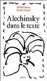 Alechinsky dans le texte par Butor