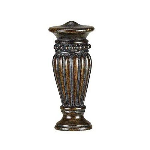 Cal Lighting FA-5002C Traditional Resin Finial, See Image