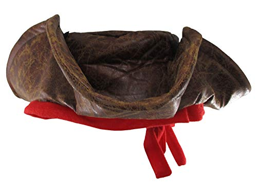 Jacobson Hat Company Child Sized Carribean Pirate Costume