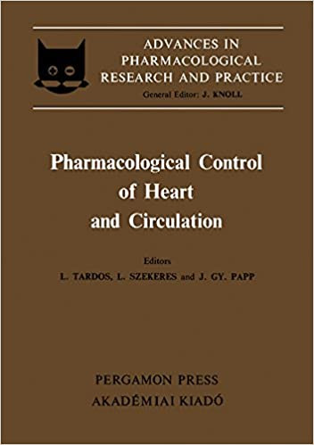 Gratis bog download ipod Pharmacological Control of Heart and Circulation: Proceedings of the 3rd Congress of the Hungarian Pharmacological Society, Budapest, 1979: Pharmacological ... in pharmacological research and practice) PDF ePub B01DRXXDOG