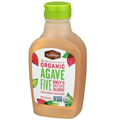 Agave Nectar & Syrup