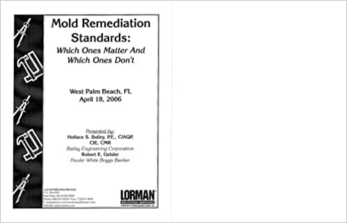 Mold Remediation Standards: Which Ones Matter And Which Ones Don't