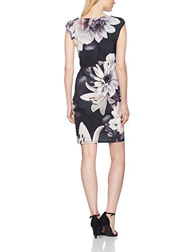 Dorothy Perkins Billie Black Label: Floral Bodycon, Vestido para Mujer Multicolor