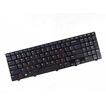 Origin Storage KB-383D7 refacción para Notebook Teclado - Componente para Ordenador portátil (Teclado, Inglés de EE. UU, DELL, Latitude E5550): Amazon.es: ...