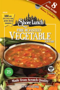 Price comparison product image Shore Lunch Fire Roasted Vegetable Soup Mix