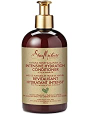 SheaMoisture Manuka Honey & Mafura Oil Intensive Hydration Conditioner for dry, damaged hair to nourish and soften hair 384 ml