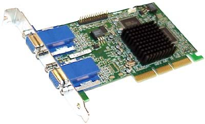 (Matrox G450 Dual VGA Video 971-0301)