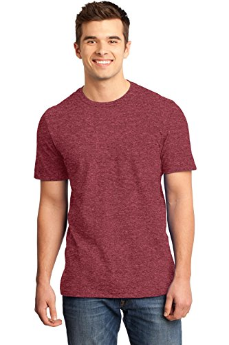 District Men's Young Very Important Tee XXL Heathered Red ()