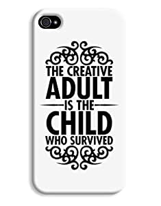 Creative Adult Typography Meaning For Apple Iphone 5C Case Cover Hard