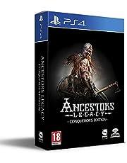 Ancestors Legacy Conqueror Edition (Includes Exclusive Art Book, CD SoundTrack), PS4
