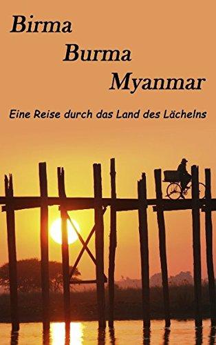 Birma, Burma, Myanmar (German Edition) pdf epub