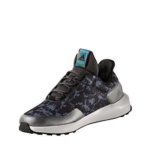 buy popular 619b3 0d858 80% OFF Adidas RapidaRun Uncaged K, Zapatillas Unisex Niños