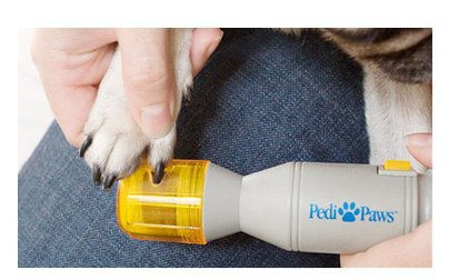 Pedi Paws Dog Nail Grinder by BulbHead - Professional Style Dog Grooming Using Gentle Filing Wheel for Your Pet's Happy Paws by PediPaws (Image #2)
