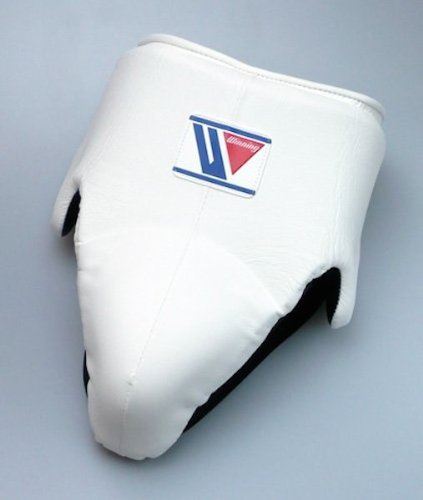 WINNING Boxing Cup Protector CPS-500 Standard M Size White by WINNING