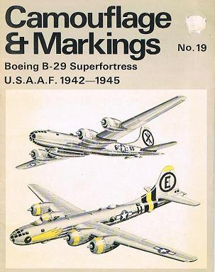 Boeing B-29 Superfortress Specifications