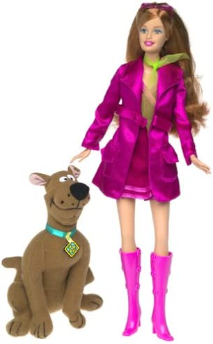 Barbie as Daphne from Scooby Doo Barbie doll