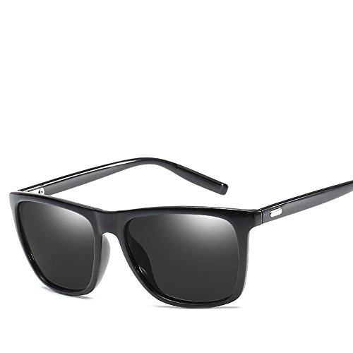 de driver Aoligei montar sol al gafas moda gafas aire brillante cuadrado Hombre sol libre polarizadas de E color xx7HEwr