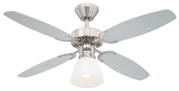 ventilador de techo con luz barato
