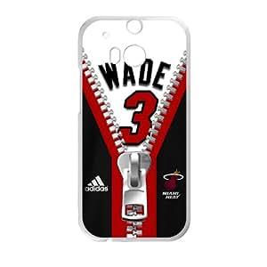 Wade White htc m8 case
