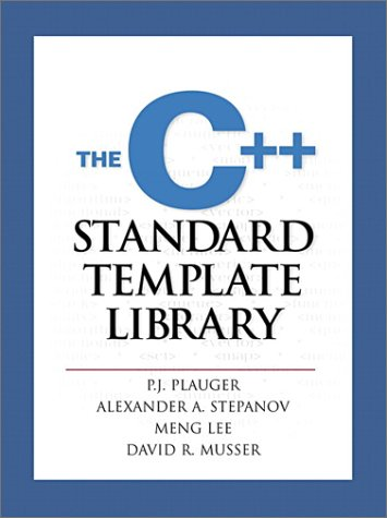 Download The C++ Standard Template Library book pdf | audio