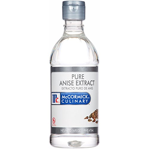 - McCormick Culinary Pure Anise Extract, 16 Ounce