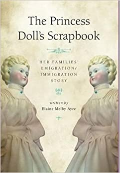 Book The Princess Doll's Scrapbook