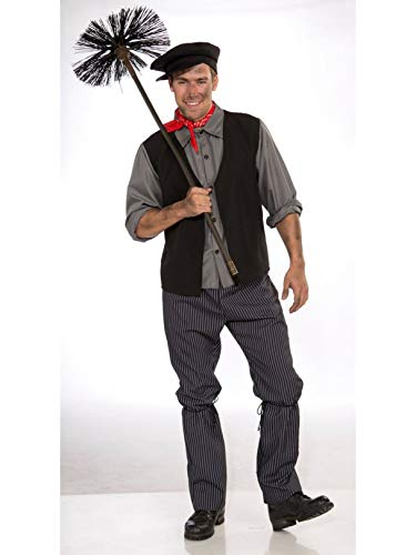 (Forum Novelties Men's Chimney Sweep Costume, Multicolor,)