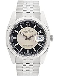 Datejust automatic-self-wind mens Watch 116200 (Certified Pre-owned)