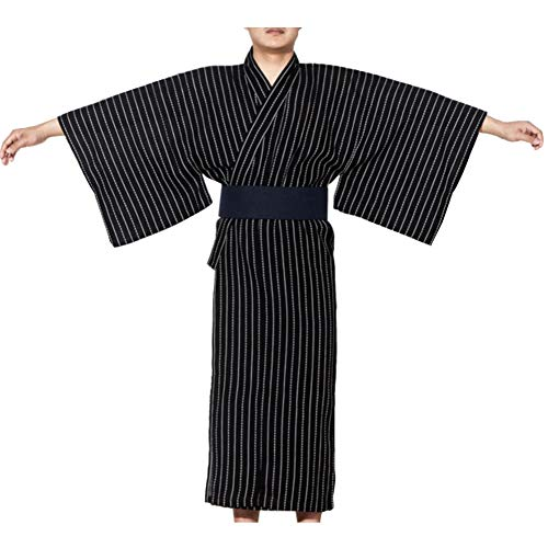 Ensemble Kimono Fancy Des Color1123 Pumpkin Pyjamas Costume Hommes De Style Japonais Méditation YTY57zrq