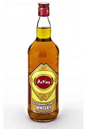 amazon com arkay alcohol free whisky grocery gourmet food