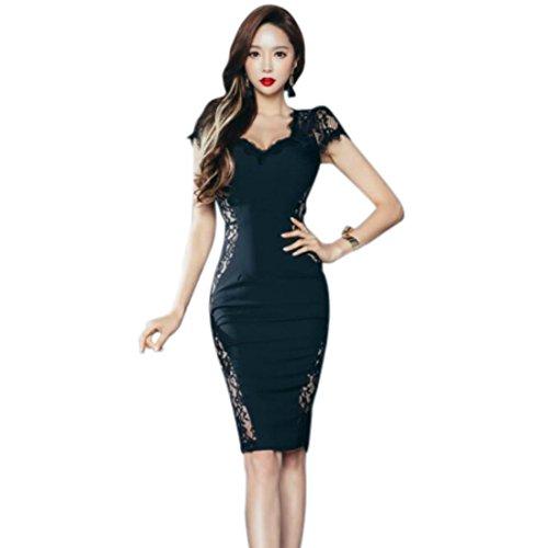 52cc779d00246 ヴォーグ VOGUE (0090) ドレス パーティードレス 膝丈 キャバドレス ...