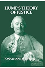 Hume's Theory of Justice by Jonathan Harrison (1980-01-29)
