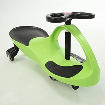 Lifetime Products Wiggle Car - Lime Green