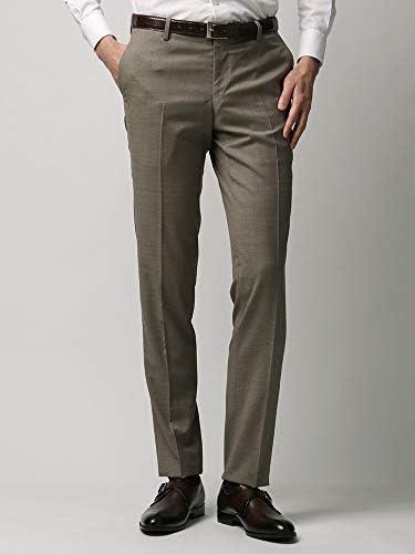 (ザ・スーツカンパニー) 春夏/blazer's bank.com/ウールテーパードパンツ/Fabric by REDA/ベージュ