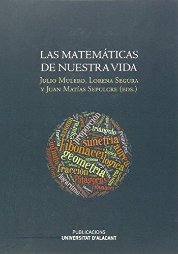 Descargar Libro Matemáticas De Nuestra Vida Julio Mulero González