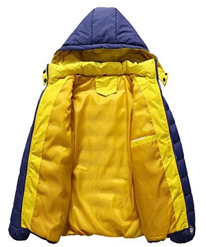 Invernale Ultraleggero Outwear Maschile Abbigliamento Spessore Con Piumino Manica Trapuntata Nera Packable Comode Lunga Caldo Dimensioni Cappuccio Alternativa Cappotto qYzBUg