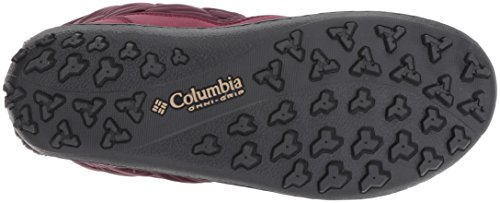 Columbia Women's Minx Mid II Omni-Heat Snow Boot, Purple Dahlia, Ancient Fossil, 10 B US by Columbia (Image #3)