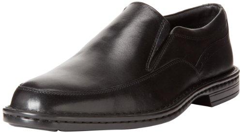Rockport Men's Business Slip-On,Black,12 M US by Rockport