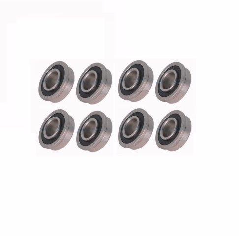 langed Sealed Ball Bearings 1/2