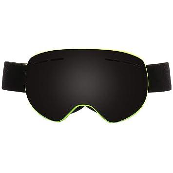Lsrryd Gafas de esquí, Snowboard de esquí Jet Snow Mujeres ...