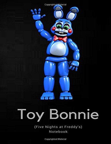 Toy Bonnie Notebook (Five Nights at Freddy's) pdf