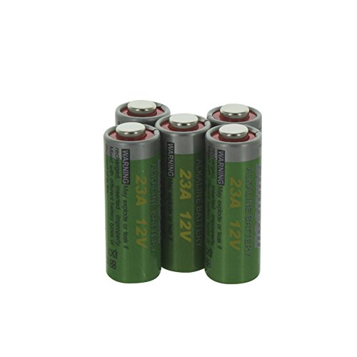 Remote Control Battery 23a 12v Alkaline 5 Pack Buy