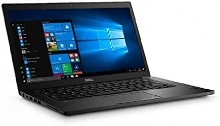 "Latitude 7480 14"" Business Notebook, 14"" HD Anti-Glare, Intel Core i5-6300U 2.4GHz Dual-Core, 16GB DDR4, 256GB Solid State Drive, Webcam, Bluetooth, Windows 10Pro (Renewed)"