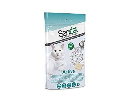 Sanicat - Lecho para Gatos Active