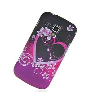 MOONCASE Funda Carcasa Tapa Case Cover Para Samsung Galaxy S Duos S7562